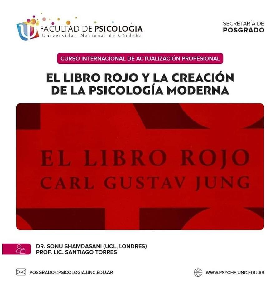 El Libro Rojo Sonu Shamdasani Universidad Nacional de Córdoba